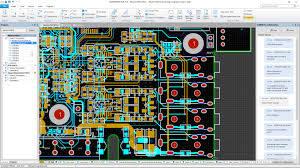 SOLIDWORKS PCB design technology with an integrated electro-mechanical collaboration solution.